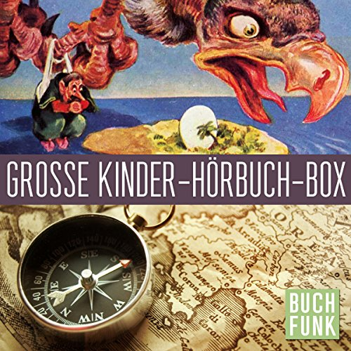 『Die große Kinder-Hörbuch-Box』のカバーアート