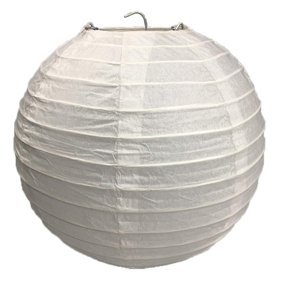 Cdet 10PCS Lampion Chinois Style Chinois Abat-Jour en Papier Lanterne Boule pour D/écoration de Mariage Maison No/ël Anniversaire F/ête Size 20cm Rose