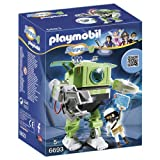 PLAYMOBIL - Cleano Robot, playset (6693)