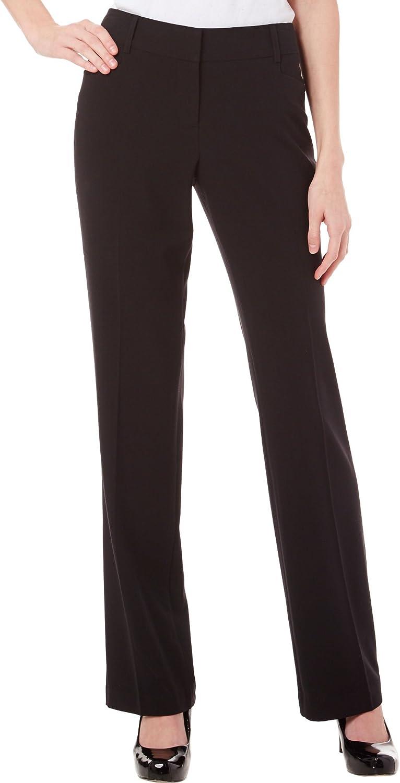 A. Byer Women's Junior's Tropical Cambridge Trouser Pant