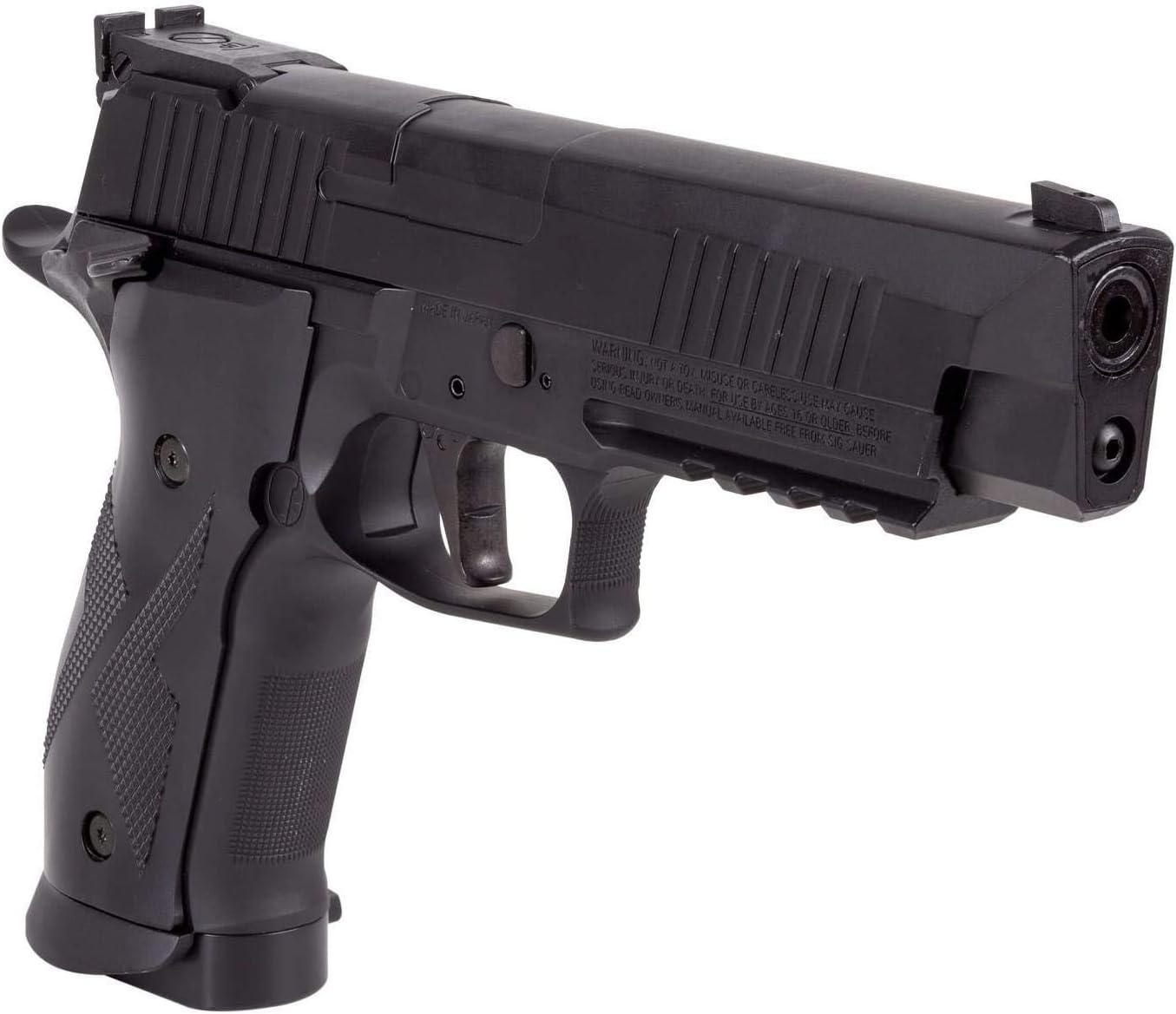 S g S uer X-Five Air Pistol with Bundle Air Guns & Accessories ...