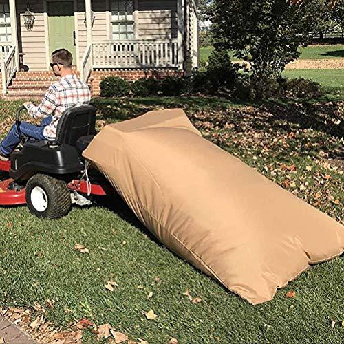 Lawn Tractor Leaf Bag Tuin Gazon En Leaf Vuilniszakken Herbruikbare Verzamelen Van Bladeren Afval For Tuin Accessoires