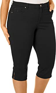 e561f33694b Amazon.com  Gloria Vanderbilt - Pants   Capris   Plus-Size  Clothing ...