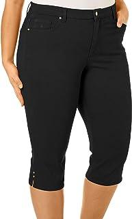 5518c91a59dc3 Amazon.com  Gloria Vanderbilt - Pants   Capris   Plus-Size  Clothing ...