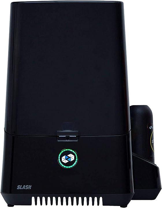 Stampante 3d lcd per fotocopiatura in resina uv con schermo monocromatico 4k  - uniz slashc M-0002