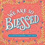 We Are So Blessed Mini Wall Calendar 2021