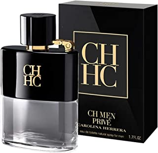 Ch Men Prive by Carolina Herrera for Men - Eau de Toilette, 50ml