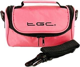 TGC ® draagtas schoudertas compatibel met Pentax K-r SLR-camera
