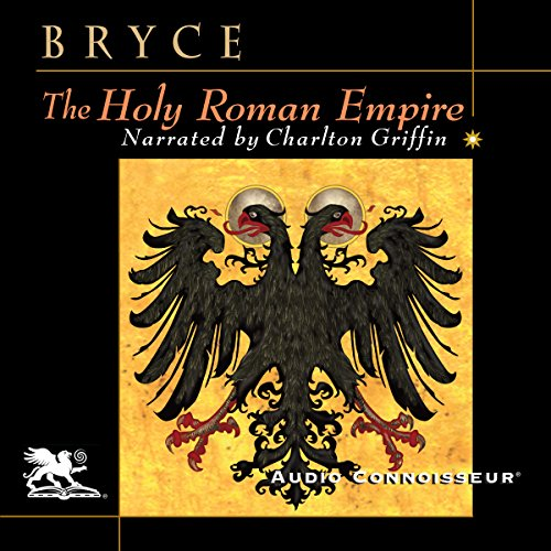 The Holy Roman Empire audiobook cover art