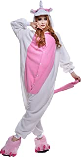 Adult Unicorn Pajamas Cosplay Costumes Anime Outfit