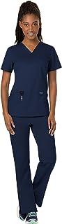 Cherokee Workwear Revolution Women's Scrub Set Bundle -...