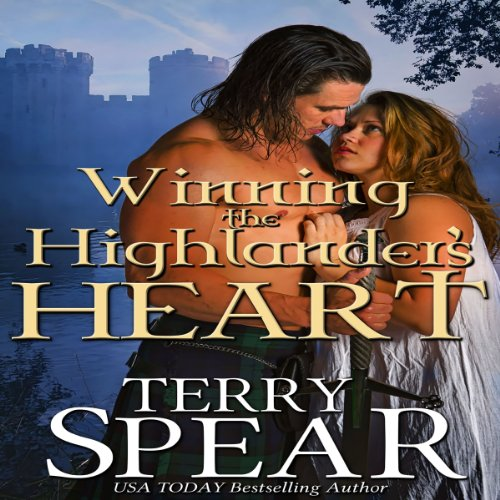 Winning the Highlander's Heart audiobook cover art