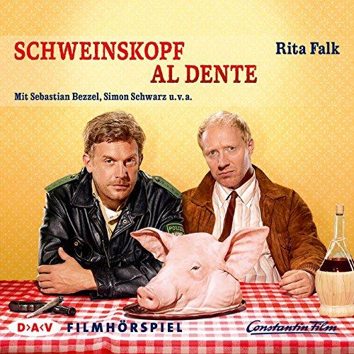 Schweinskopf al dente: Filmhörspiel audiobook cover art