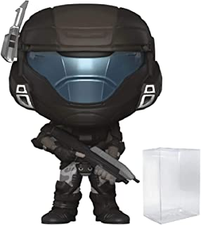 Funko Pop! Games: Halo - Orbital Drop Shock Troopers Buck (ODST) Vinyl Figure (Bundled with Pop Box Protector Case)