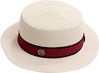 JIUDASG - Sombrero de Playa para Mujer
