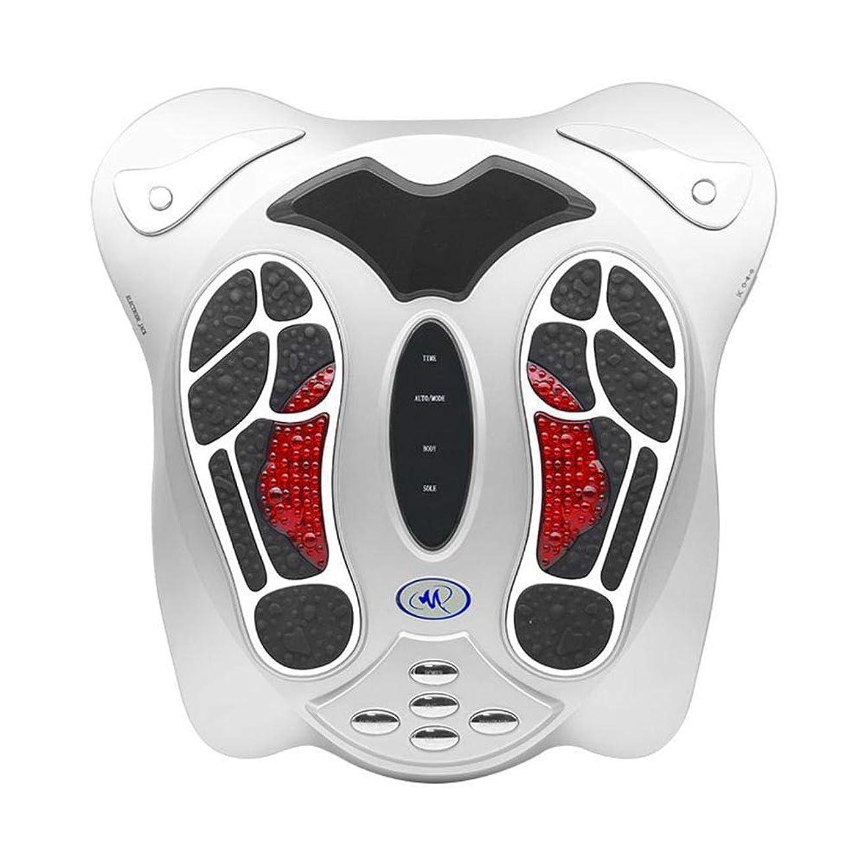 軍ニッケルイル電磁足マッサージ、血行管理コントロールと赤外線リモコンによるデザイン