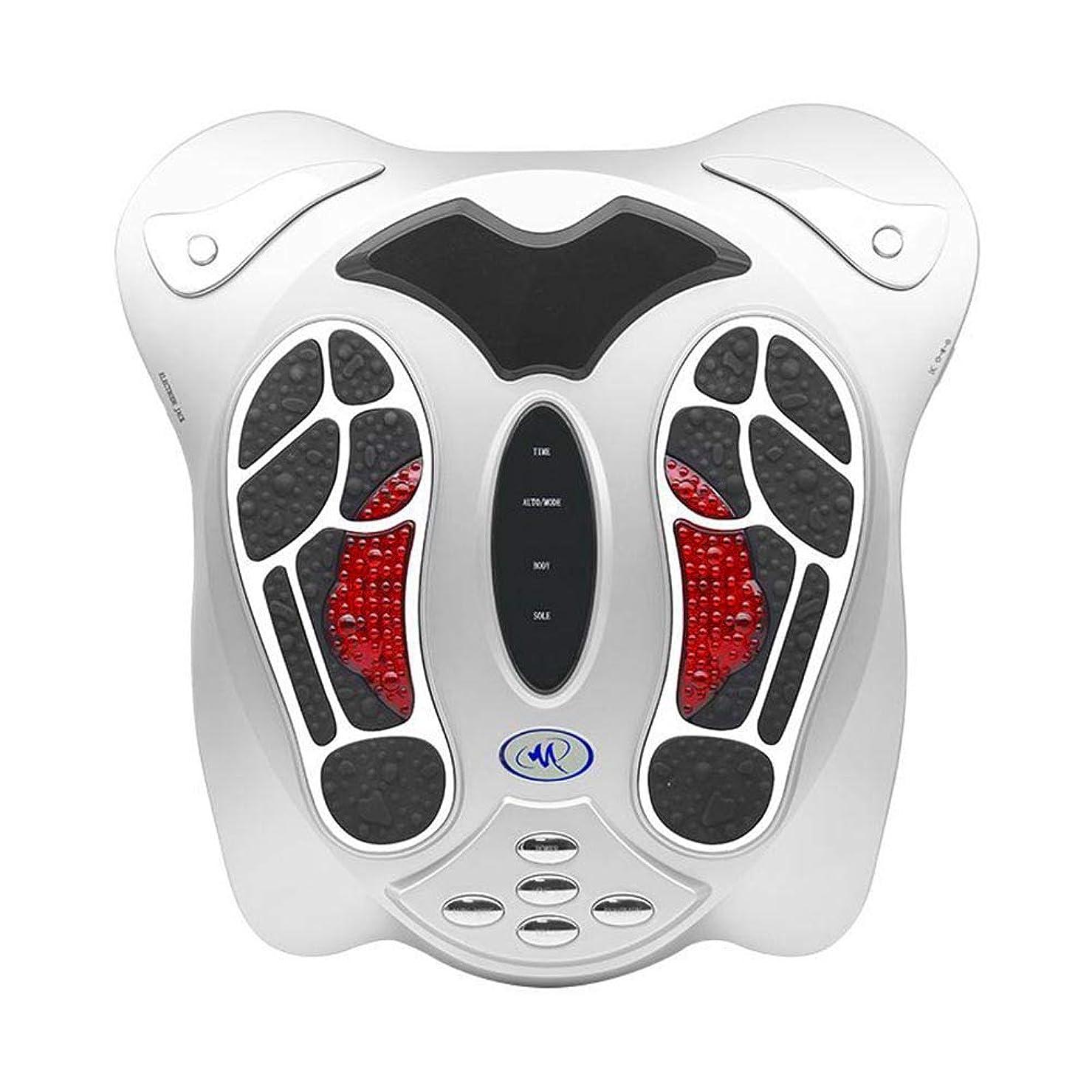 調和実際に法的電磁フットマッサージ、99の調整可能な強度、フットケア、そして自宅やオフィスでのストレス解消