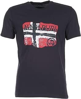 Short Sleeve T-Shirt Round Neck NAPAPIJRI article N0YG7B SALENY