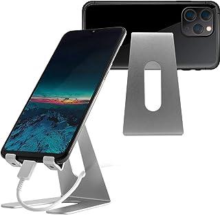 Xpectway Soporte Celular y Tablet - Dock para Escritorio - Base para Teléfono Movil - Stand para Smartphone - Accesorio Co...