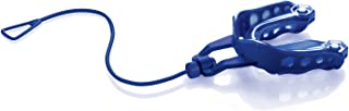 Shock Doctor Adult Gel Max Strapped Mouthguard (Royal Blue)