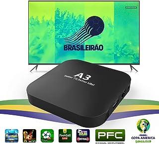 IPTV Brazil Brasil Brazilian,2020 Newest A3 Brasil Box Better Faster Then IPTV8 HTV 5 6..