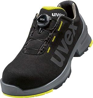 Uvex 1 Boa - Chaussures de travail S2 pour homme et femme - Légères et antidérapantes