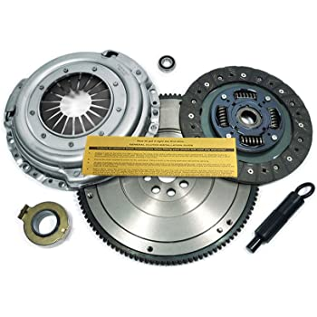 2WD; 4WD; 6-Puck Clutch Kit Disc Stage 2 Clutch Kit Compatible With Frontier Pickup Xe Se Extended Base Standard Cab Pickup 2-Door 1996-1999 2.4L 2389CC l4 GAS DOHC Naturally Aspirated