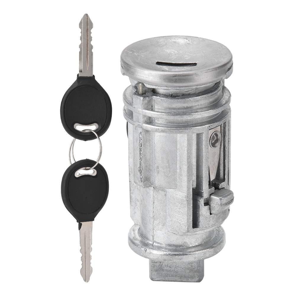 Senyar Lock Cylinder 703719C Car Switch Keys 2 Ignition Cy Genuine Be super welcome