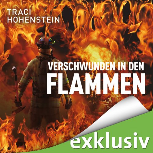Verschwunden in den Flammen audiobook cover art