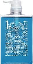 オブ・コスメティックス [医薬部外品] 薬用ソープオブヘア・1-R (柔毛・細毛でボリュームの欲しい方) ビッグボトル 625ml シトラスフレッシュの香り 美容室専売シャンプー フケ・カユミ オブコスメ