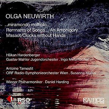 Olga Neuwirth: Orchestral Music
