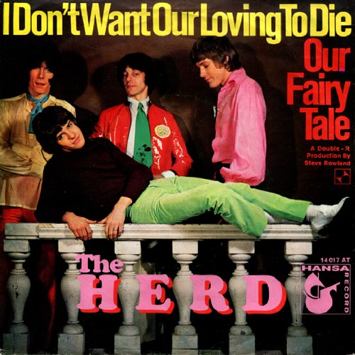 I don't want our loving to die / Our fairy tale / 14 017 AT