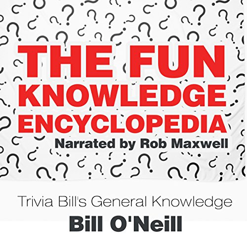 The Fun Knowledge Encyclopedia audiobook cover art