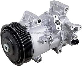 AC Compressor & A/C Clutch For Toyota Corolla & Scion iM - BuyAutoParts 60-03681NA New