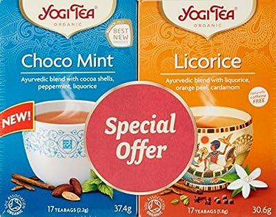 Yogi tea Thé Bio