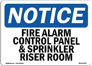 fire sprinkler control panel