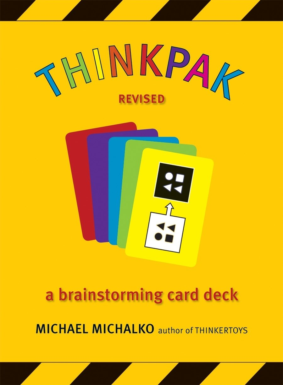 Image OfThinkpak: A Brainstorming Card Deck