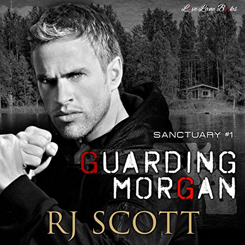 Guarding Morgan audiobook cover art