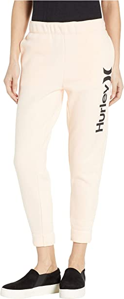 77a5df9d55c15 Hurley dri fit engineered crop leggings | Shipped Free at Zappos