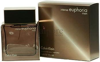 Calvin Klein intense euphoria for Men Eau de Toilette, 3.4 Fl Oz
