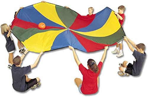 US Games Parachute with 8 Handles