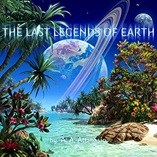 The Last Legends of Earth audiobook cover art