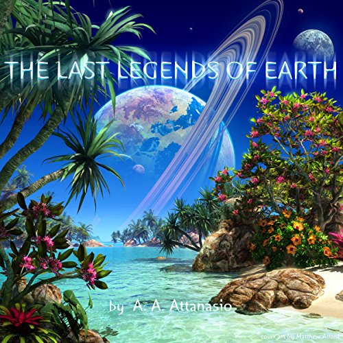 The Last Legends of Earth cover art