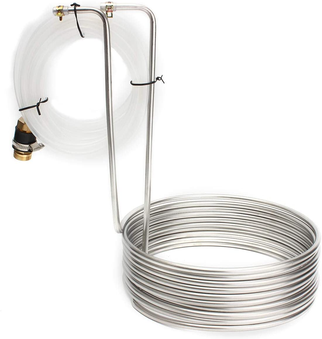 Stainless Steel Food Grade Cooling Home Brew Coil Immersion Limited online shopping price Pipe
