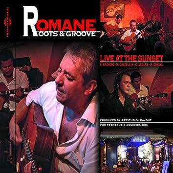 Roots & Groove (feat. Christophe Cravero, Mathieu Chatelain, Christophe Lagane, Henri Dorina) [Live at the Sunset]