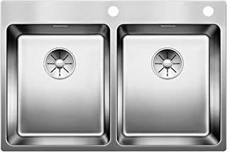 Blanco 522997Andano 340/340/If Satin Stainless Steel