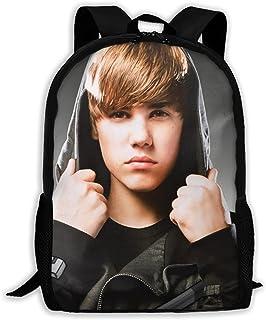 Pop Singer Backpack-Fashion 3D Printing Lightweight Backpack Casual School Bag Backpack Travel Laptop Bag Men And Women