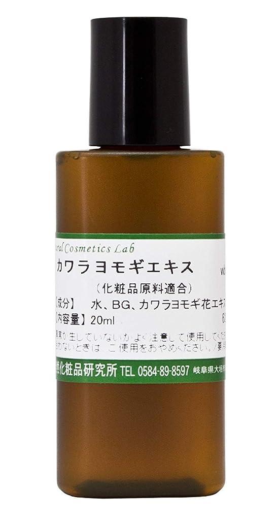 図パテダウンタウンカワラヨモギエキス 20ml 【手作り化粧品原料】