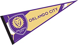 WinCraft Orlando City Soccer Club Pennant and 12