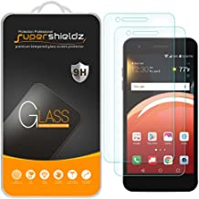 (2 Pack) Supershieldz for LG Zone 4 (Verizon) Tempered Glass Screen Protector, Anti Scratch, Bubble Free